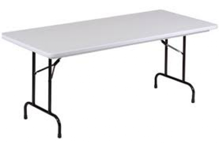 8' Rectangular Tables